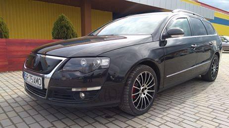volkswagen passat 2009 euro 5 pret 5990 euro autoclab. Black Bedroom Furniture Sets. Home Design Ideas