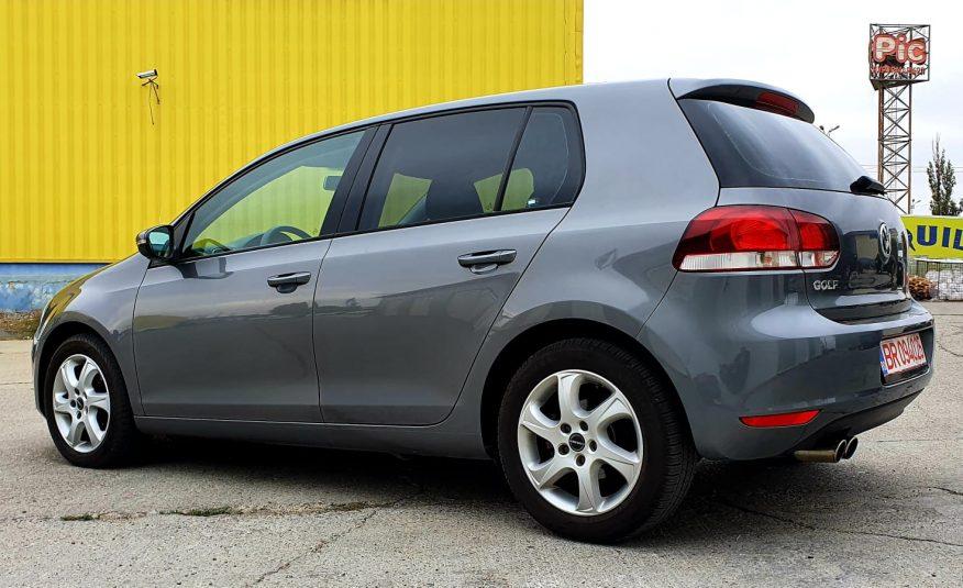 Volkswagen Golf 2009 1.4 Benzina, 150 CP, Pret – 6.850 Euro