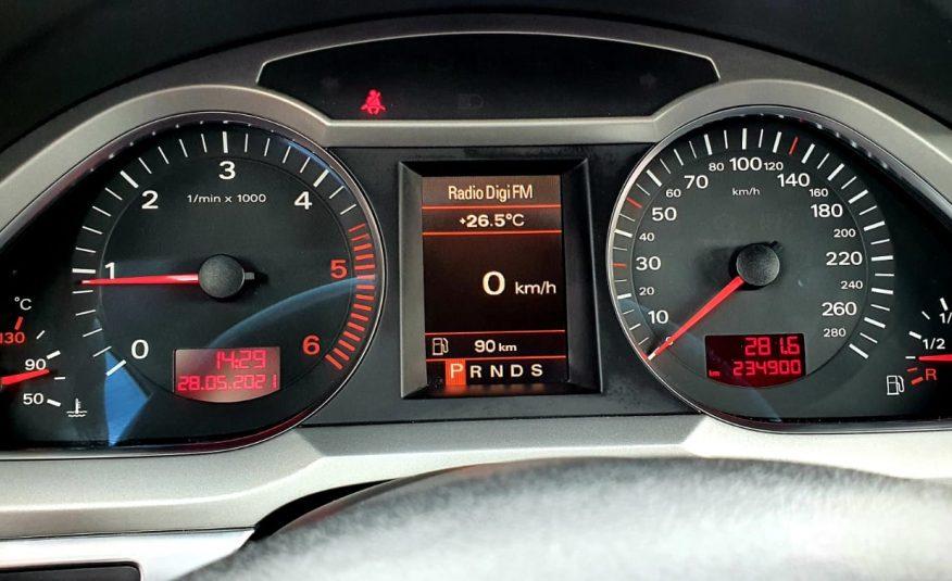 Audi A6 2008 2.0 diesel, 140 CP – Pret 5490 euro( reducere de 500 de euro)!