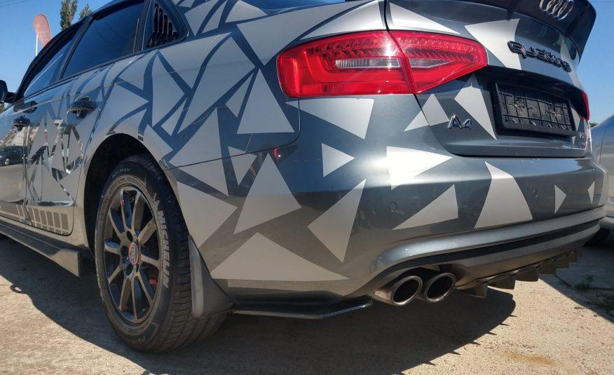 Audi A4 Sport 2015, 1.8 T benzina, 145 CP, 112 000 km – Pret 14990 euro + tva!