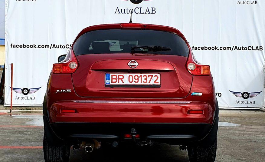 Nissan Juke 2013, 1.5 Diesel, 115 CP, Pret – 8.400 Euro