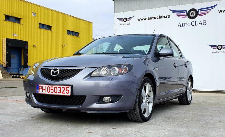 Mazda 3 2005, 2.0 Benzina, 150 CP, Pret – 2.990 Euro